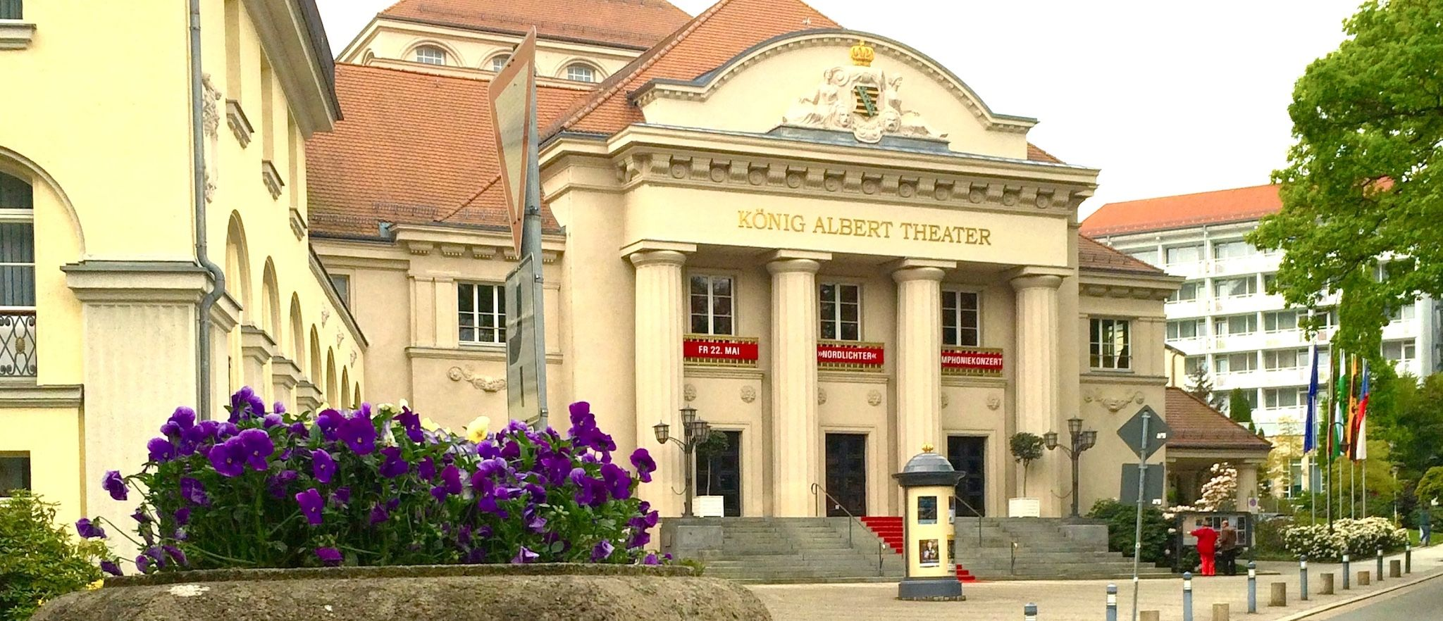 König Albert Theater Bad Elster