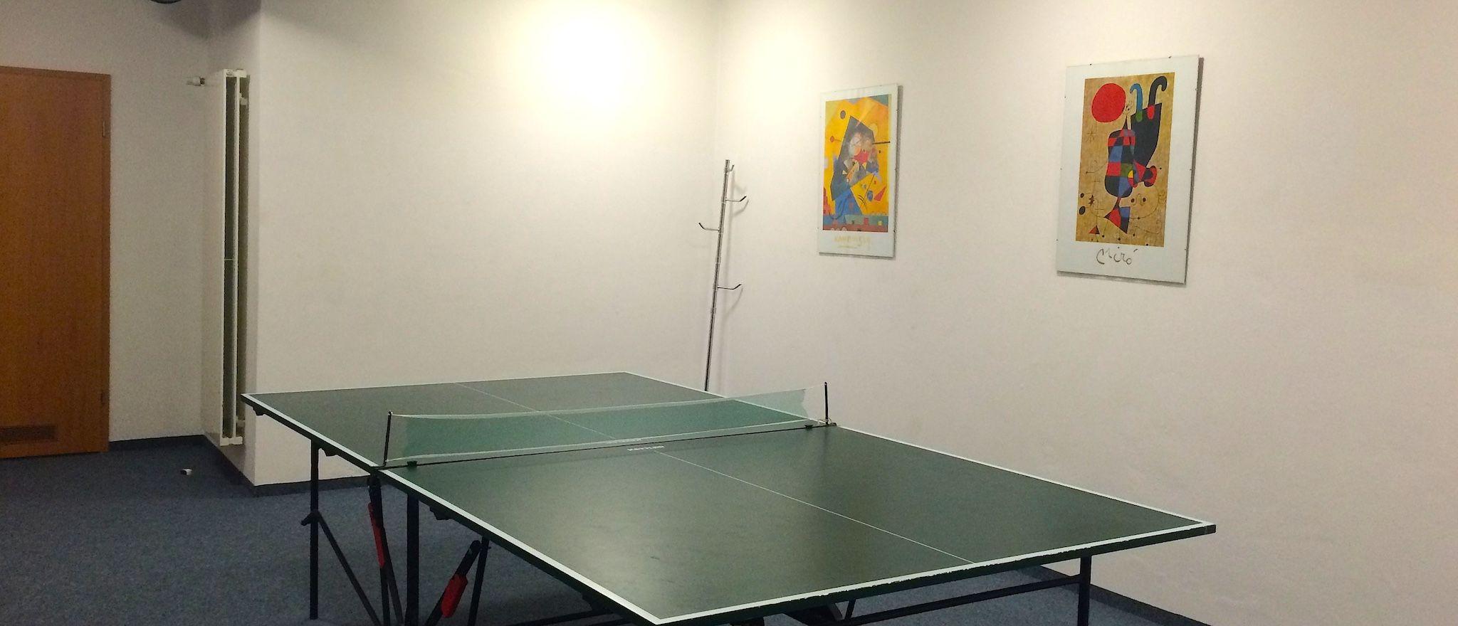 Tischtennis Bad Elster